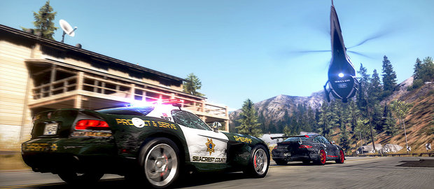 Need for Speed Hot Pursuit News