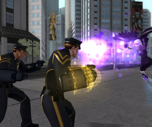 City of Heroes: Going Rogue Files