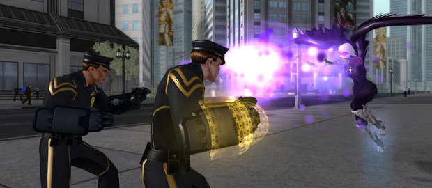 City of Heroes: Going Rogue News