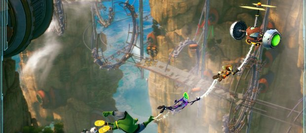 Ratchet & Clank: All 4 One News