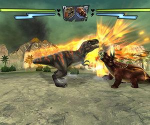 Battle of Giants Dinosaurs Strike Screenshots