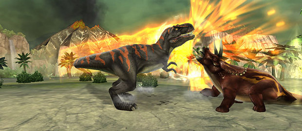 Battle of Giants Dinosaurs Strike News