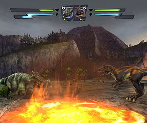 Battle of Giants Dinosaurs Strike Screenshots