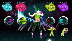 Just Dance 2 Screenshot from Shacknews