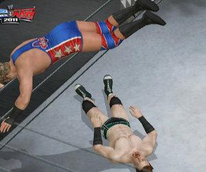 WWE SmackDown vs. Raw 2011 Files