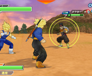 Dragon Ball Z: Tenkaichi Tag Team Screenshots