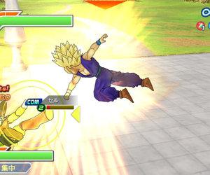 Dragon Ball Z: Tenkaichi Tag Team Screenshots