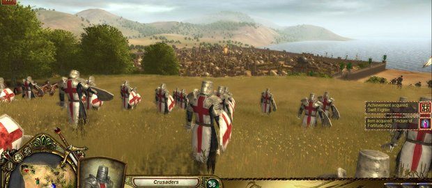 Lionheart: Kings' Crusade News