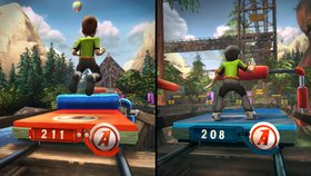 Kinect Adventures! Screenshot from Shacknews
