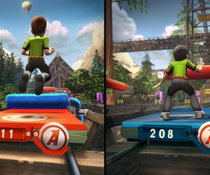 Kinect Adventures Screenshots