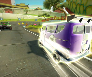 Kinect Joy Ride Chat