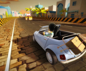 Kinect Joy Ride Screenshots