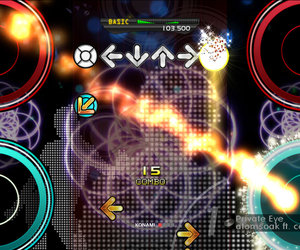 Dance Dance Revolution Screenshots
