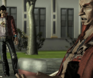 No More Heroes: Heroes' Paradise Screenshots