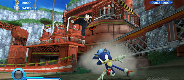 Sonic Colors News