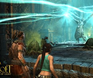 Lara Croft and the Guardian of Light Chat