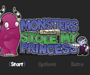 Monsters (Probably) Stole My Princess Files