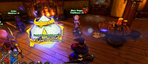 Dungeon Defenders News