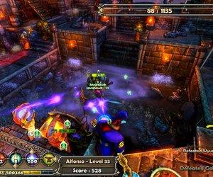 Dungeon Defenders Screenshots