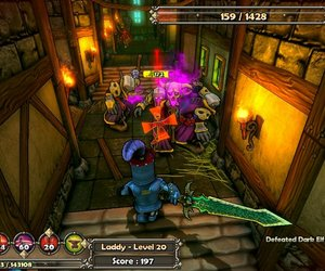 Dungeon Defenders Chat