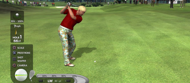 John Daly's ProStroke Golf News