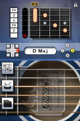 Music on: Acoustic Guitar Screenshots