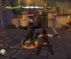 The Lord of the Rings: Aragorn's Quest Screenshots