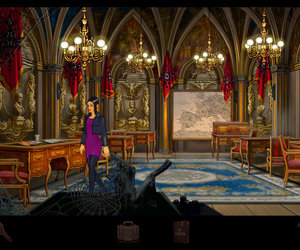 Broken Sword: Shadow of the Templars - Director's Cut Chat