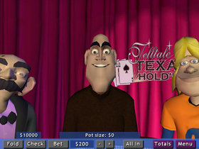 Telltale Texas Hold 'Em Screenshot from Shacknews