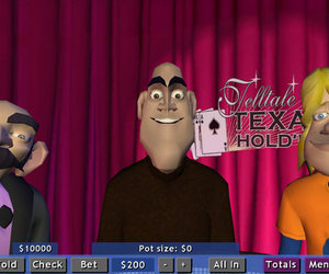Telltale Texas Hold'em Screenshots