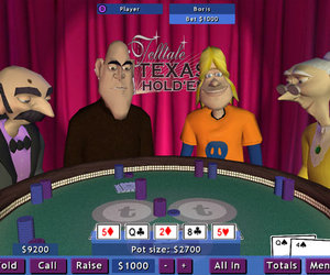 Telltale Texas Hold'em Chat
