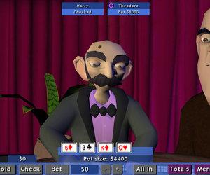Telltale Texas Hold'em Chat