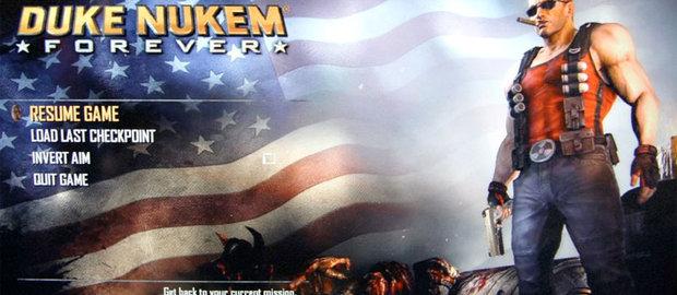 Duke Nukem Forever News