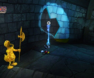 Epic Mickey Screenshots