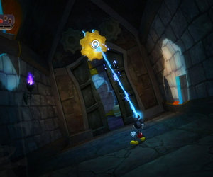 Epic Mickey Screenshots