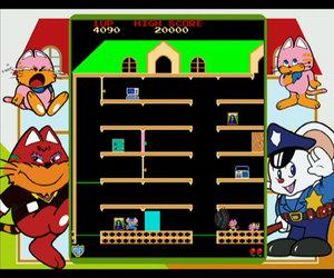 Namco Museum Megamix Chat