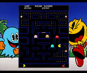 Namco Museum Megamix Chat