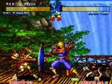 Samurai Shodown III Screenshots