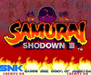 Samurai Shodown III Videos