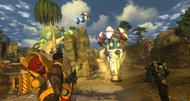 Firefall adds pets, ability to 'despawn' enemy companions