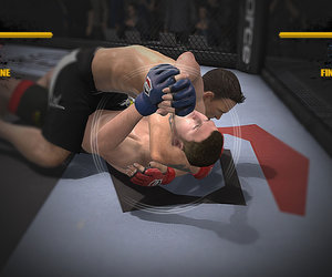 EA Sports MMA Screenshots