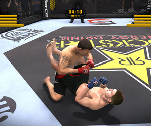 EA Sports MMA Files