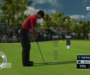 Tiger Woods PGA Tour 11 Screenshots