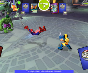 Super Hero Squad Online Chat