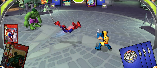 Super Hero Squad Online News