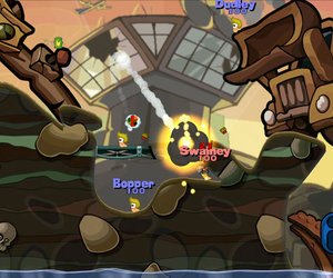 Worms 2: Armageddon Screenshots