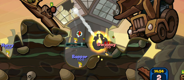 Worms 2: Armageddon News