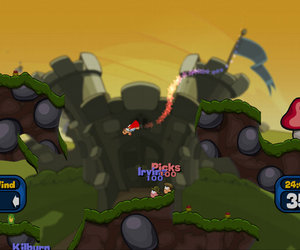 Worms 2: Armageddon Chat