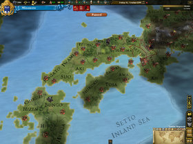 Europa Universalis III Divine Wind Screenshot from Shacknews