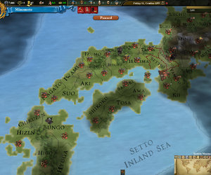 Europa Universalis III: Divine Wind Screenshots